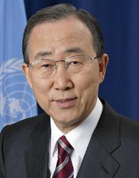 the UN secretary general