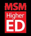 MSM Higher Ed logo